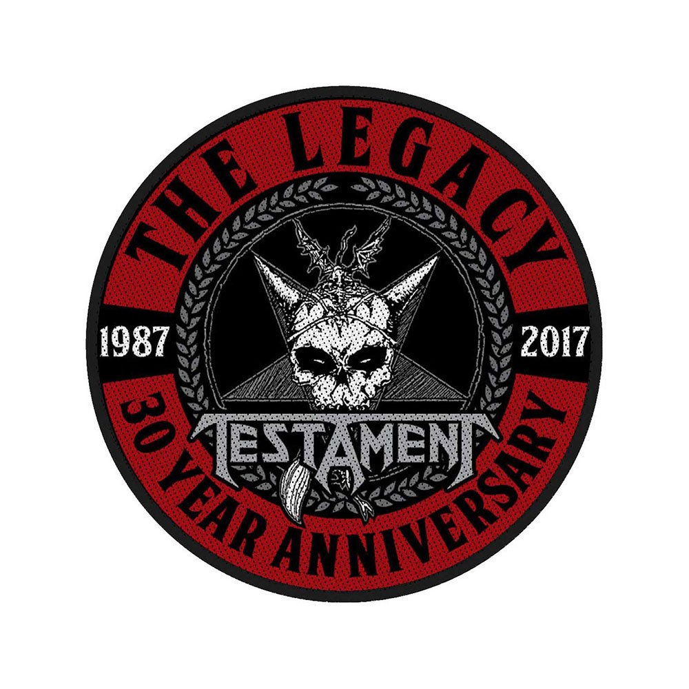 TESTAMENT The Legacy 30 Year Anniversary