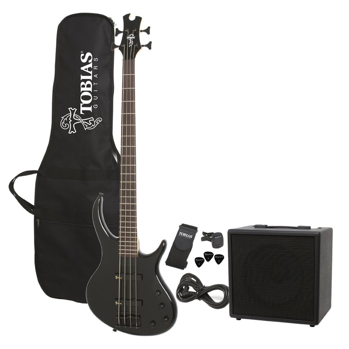 EPIPHONE Toby Bass Performance Pack 220V