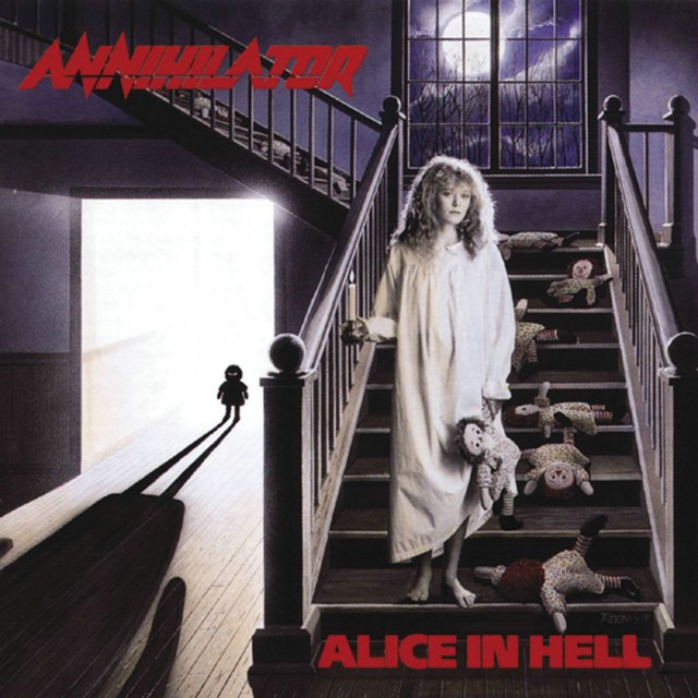 ANNIHILATOR Alice In Hell
