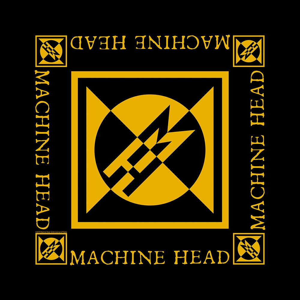 MACHINE HEAD Diamond Logo