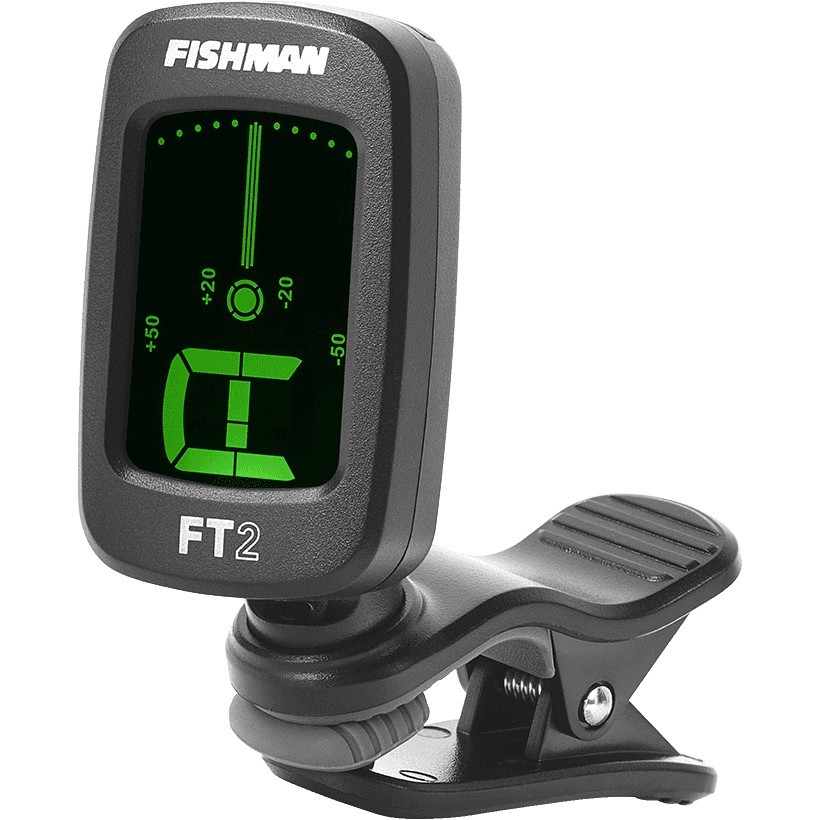 FISHMAN FT-2 Accordeur Chromatique Digital