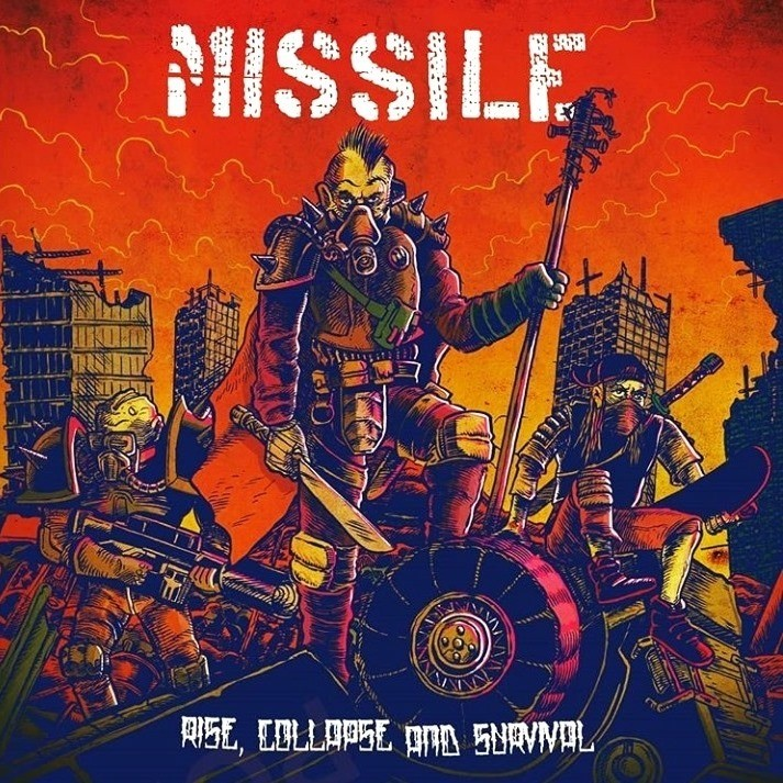 MISSILE Rise Collapse And Survival