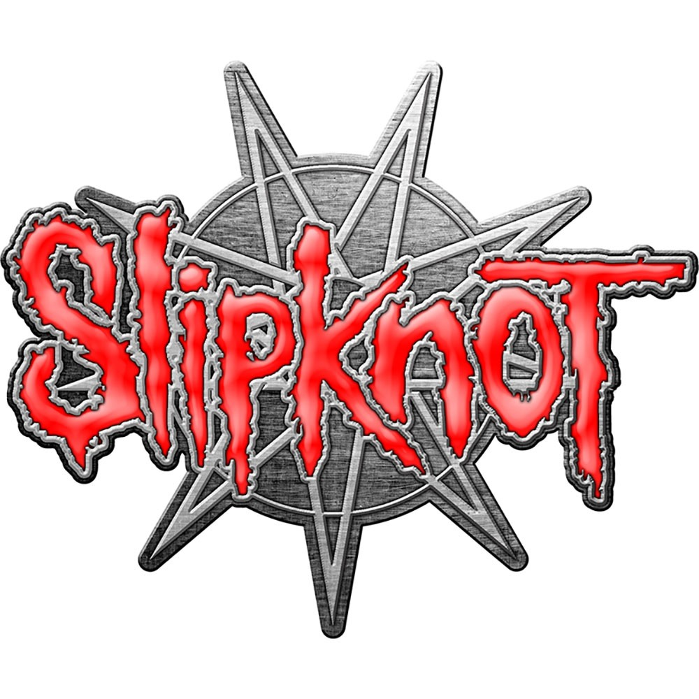 SLIPKNOT 9 Pointed Star