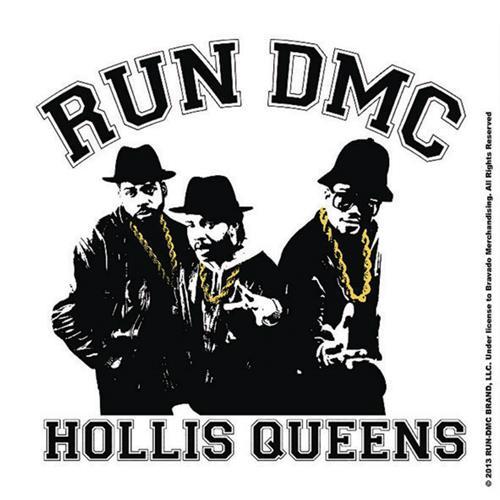 RUN DMC Hollis Queens