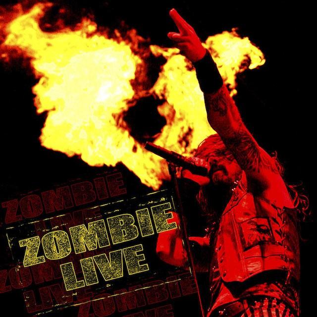 ROB ZOMBIE Zombie Live