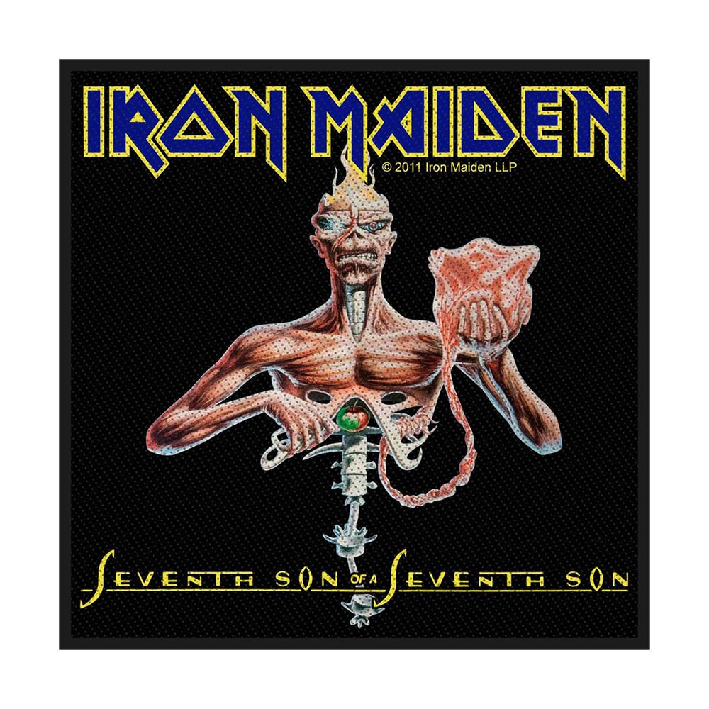 IRON MAIDEN Seventh Son