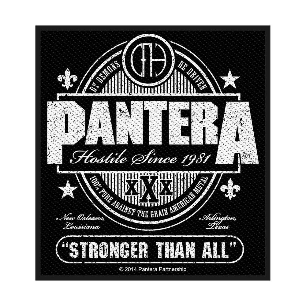 PANTERA Stronger Than All