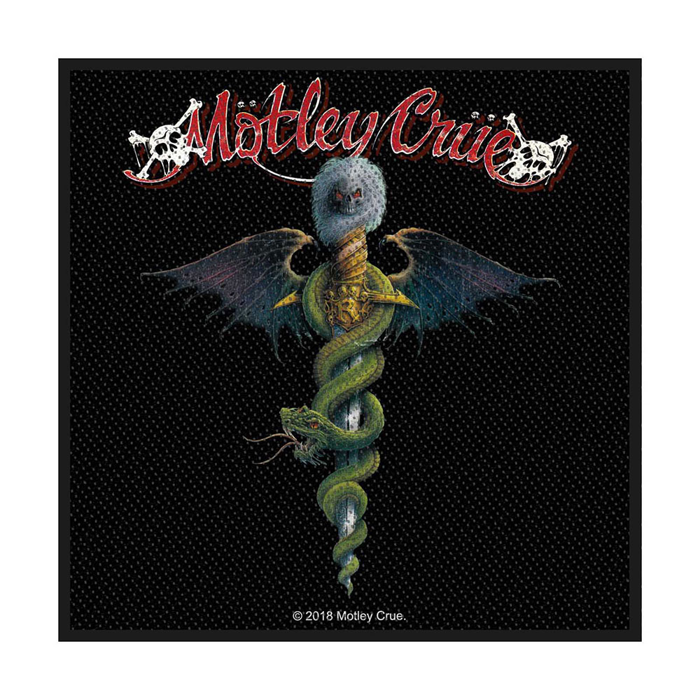 MOTLEY CRUE Dr Feelgood