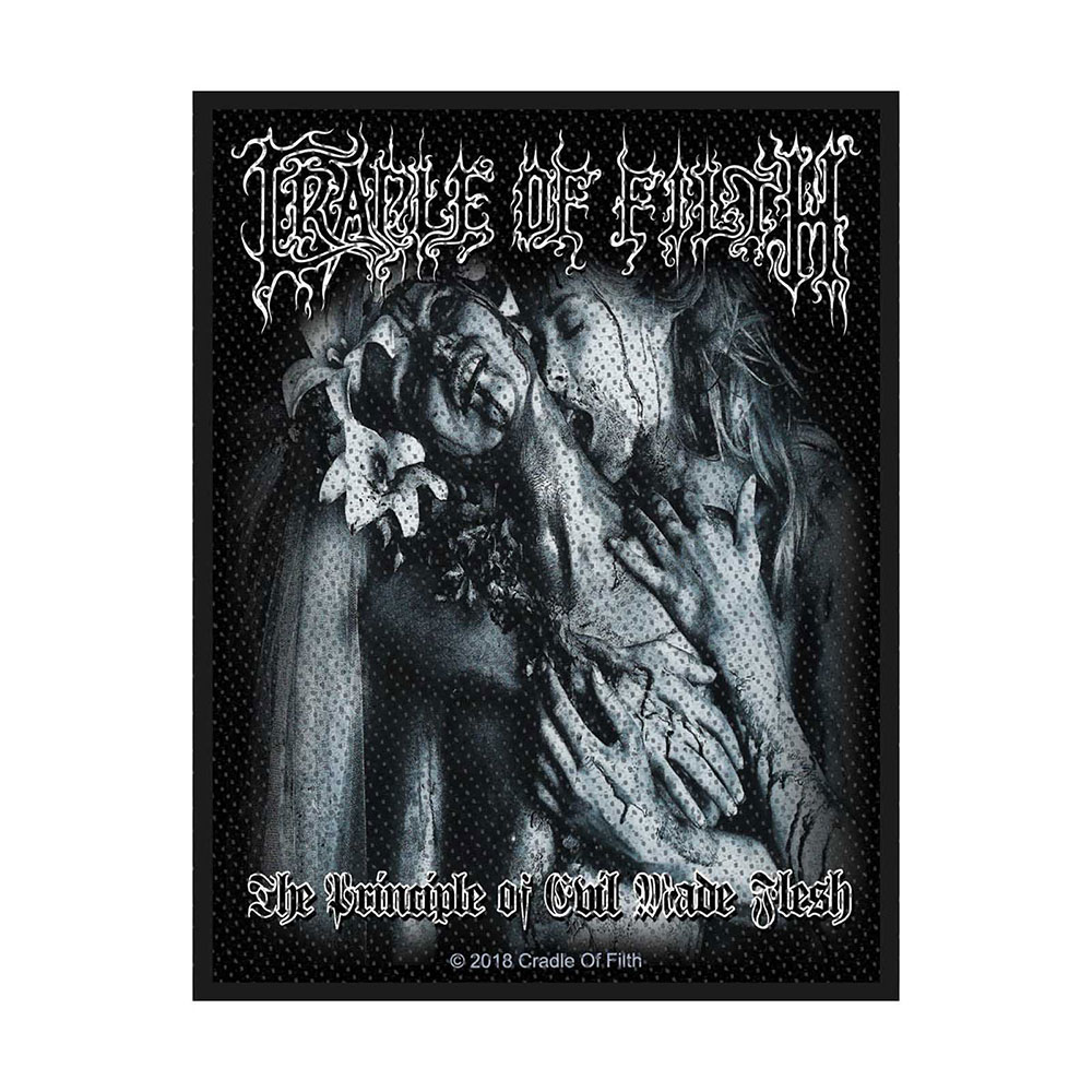 CRADLE OF FILTH Principale Of Evil Made Flesh