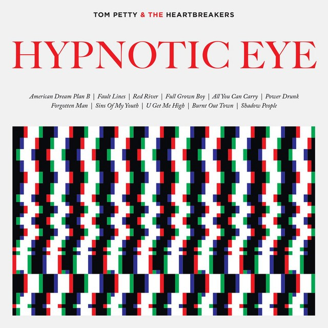 TOM PETTY AND THE HEARTBREAKERS Hypnotic Eye