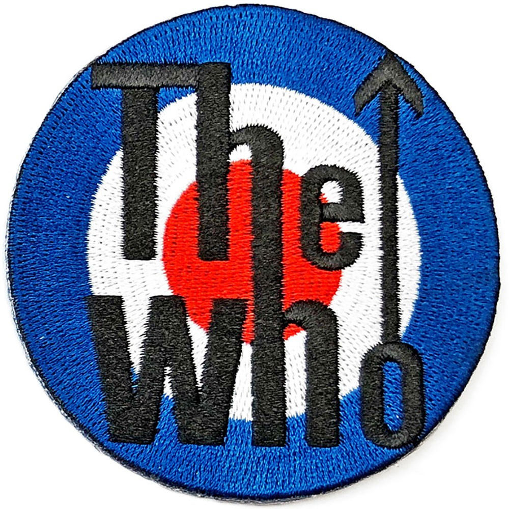 THE WHO Target Logo