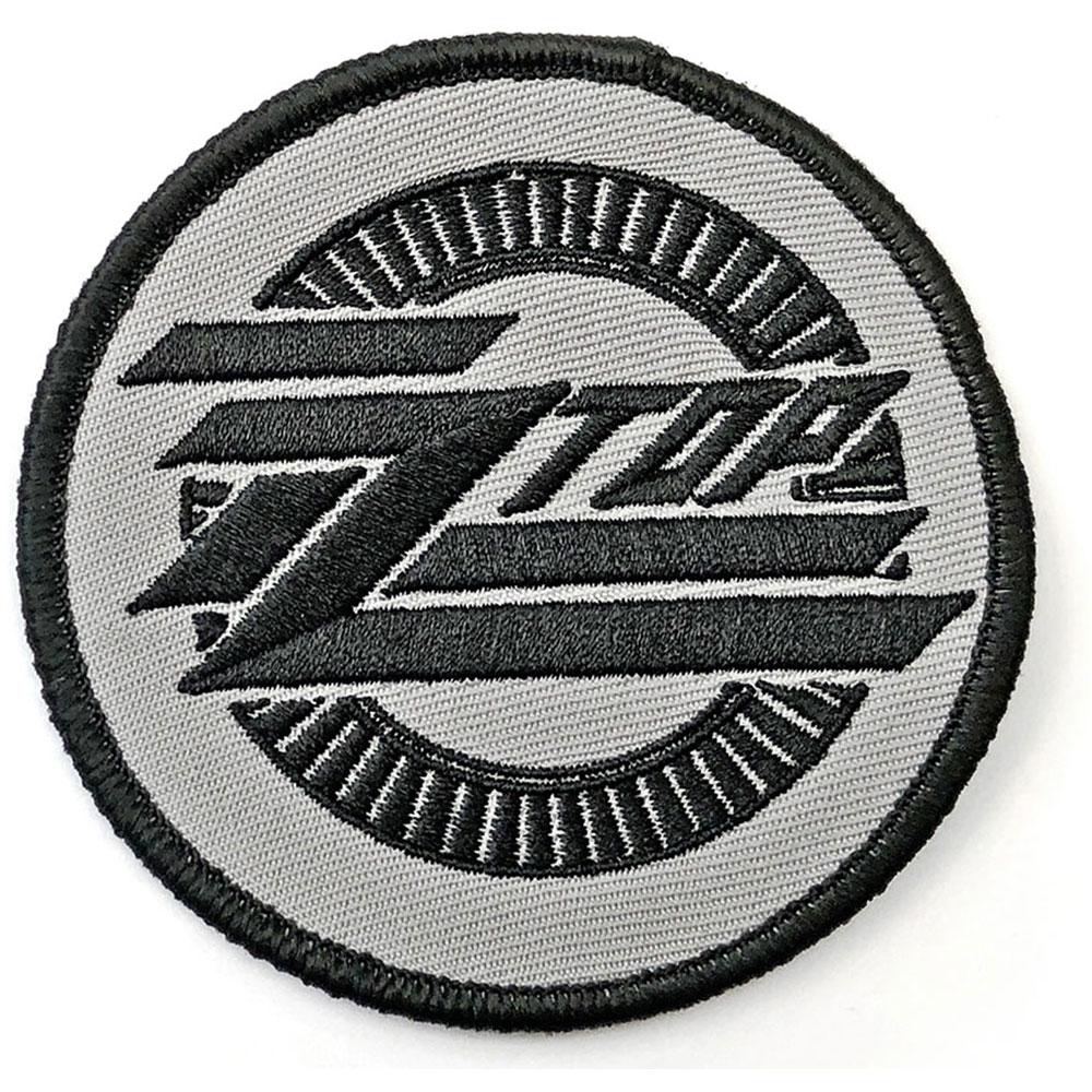 ZZ TOP Circle Logo