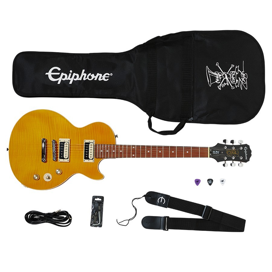 EPIPHONE Slash AFD LP Special II Guitar Outfit