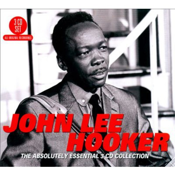 JOHN LEE HOOKER The Absolutely Essential