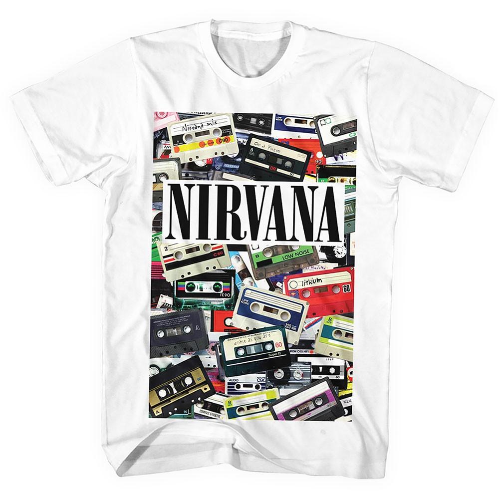 NIRVANA Cassettes