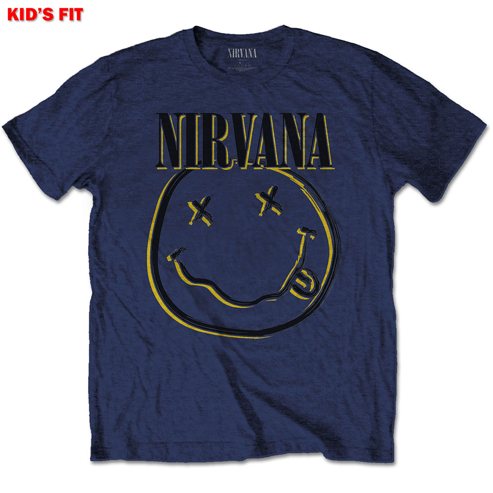 NIRVANA Inverse Smiley