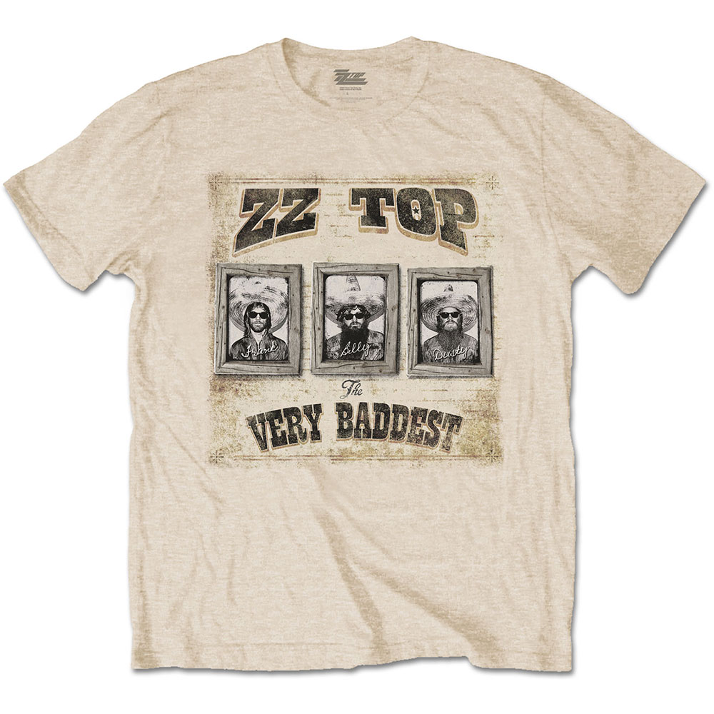 ZZ TOP Very Baddest
