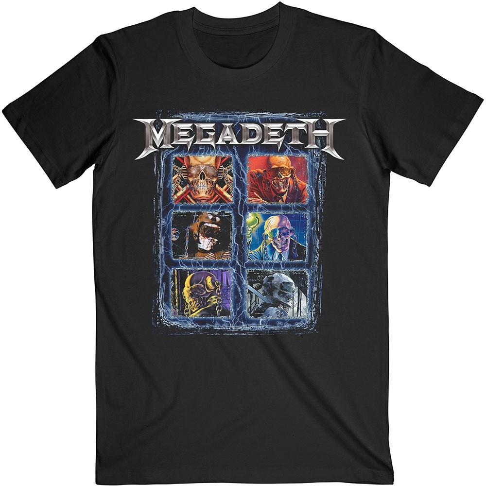MEGADETH Vic Head Grid