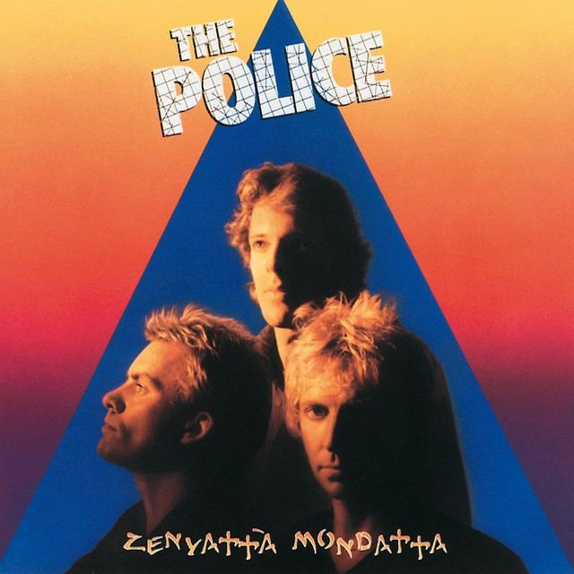 THE POLICE Zenyatta Mondatta