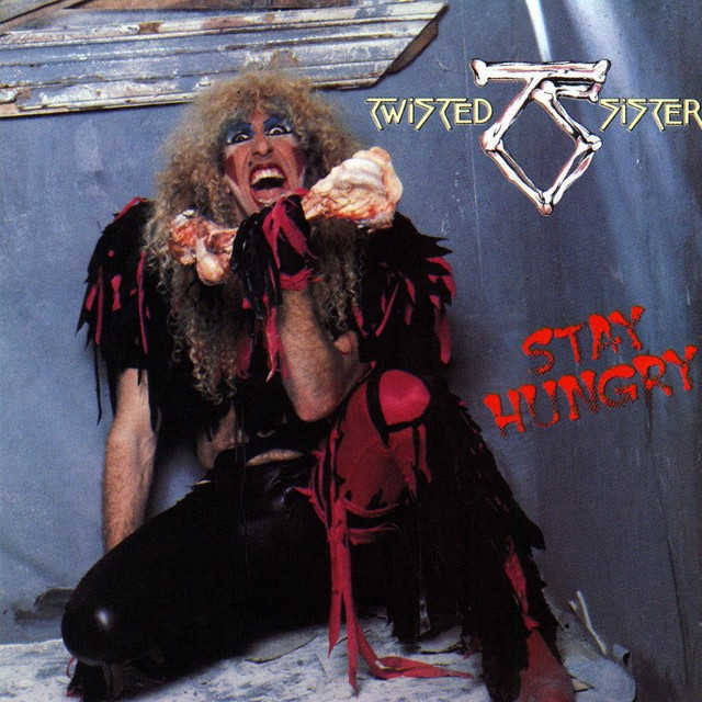 TWISTED SISTER Stay Hungry