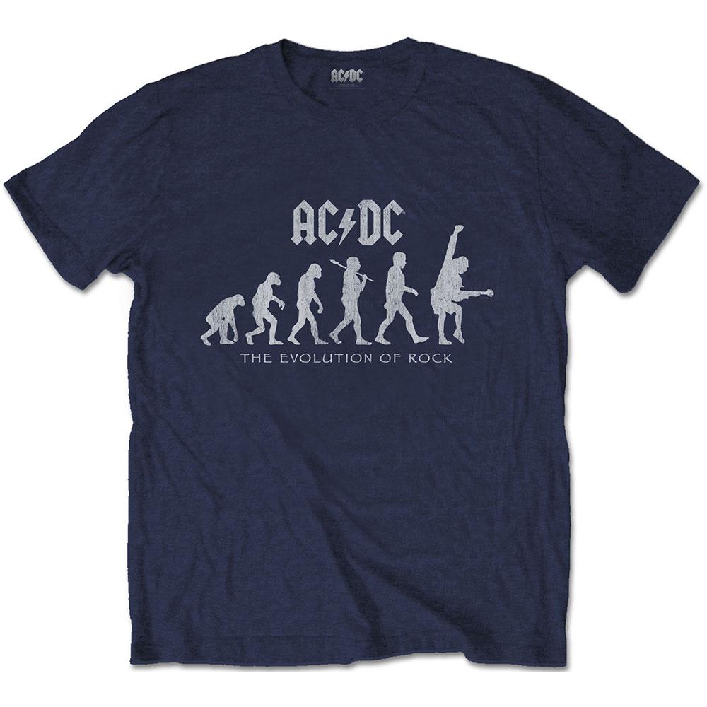 ACDC Evolution Of Rock