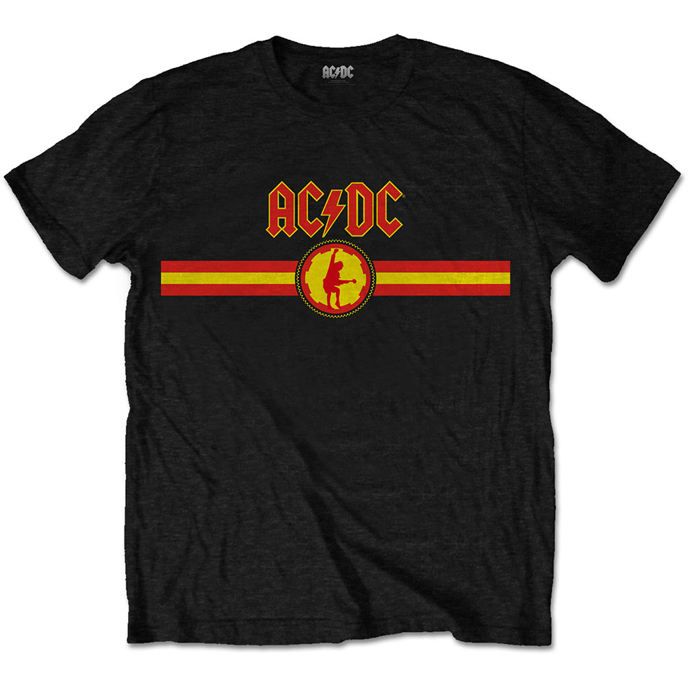 ACDC Logo & Stripe