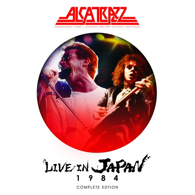 ALCATRAZZ Live In Japan 1984