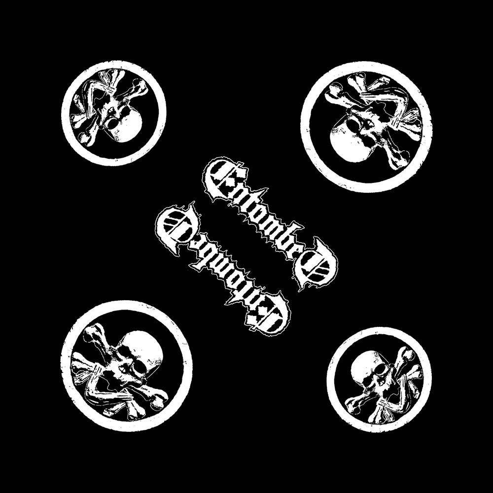 ENTOMBED Skull Logo