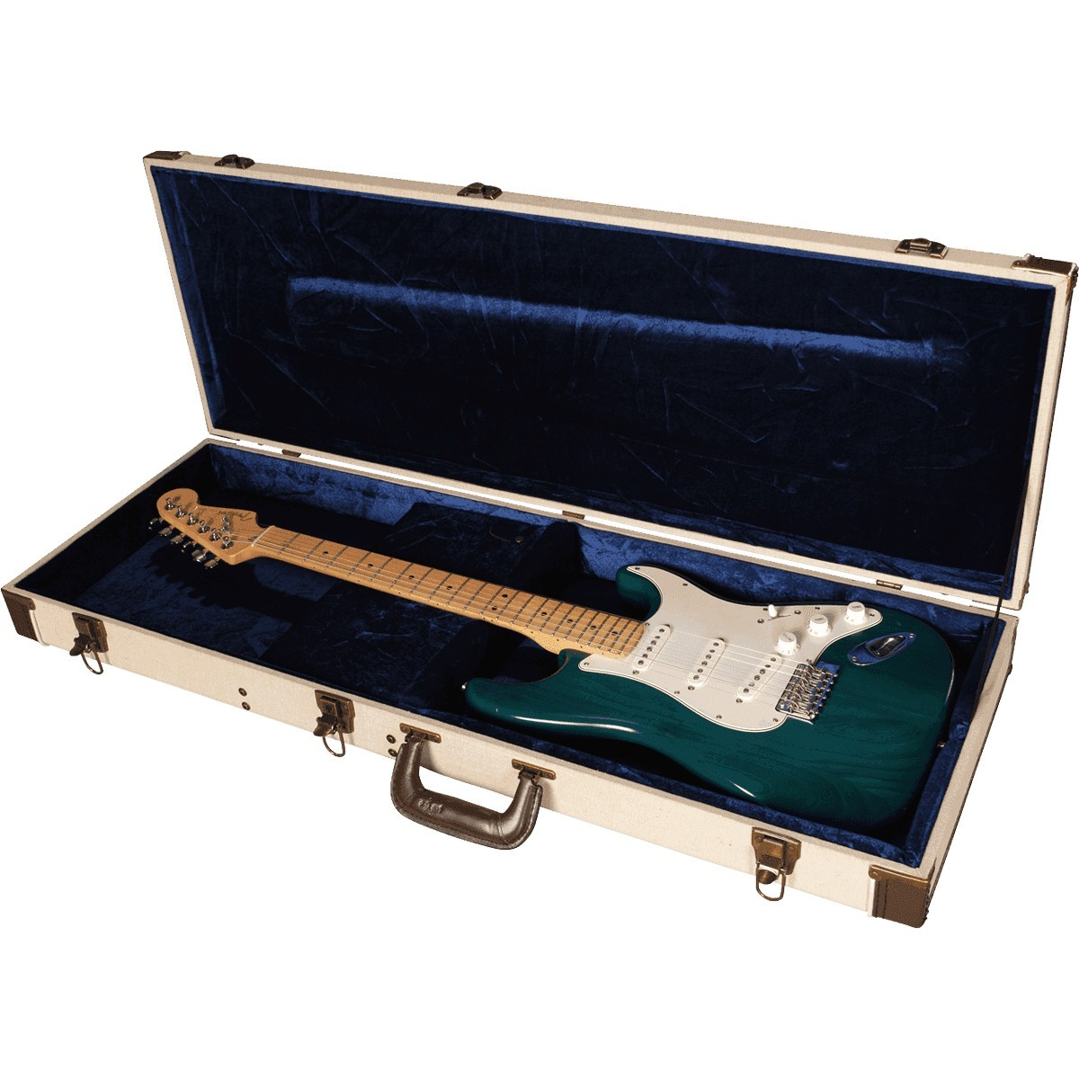 GATOR Etui Guitare Bois Deluxe GW Journeyman Type Electrique