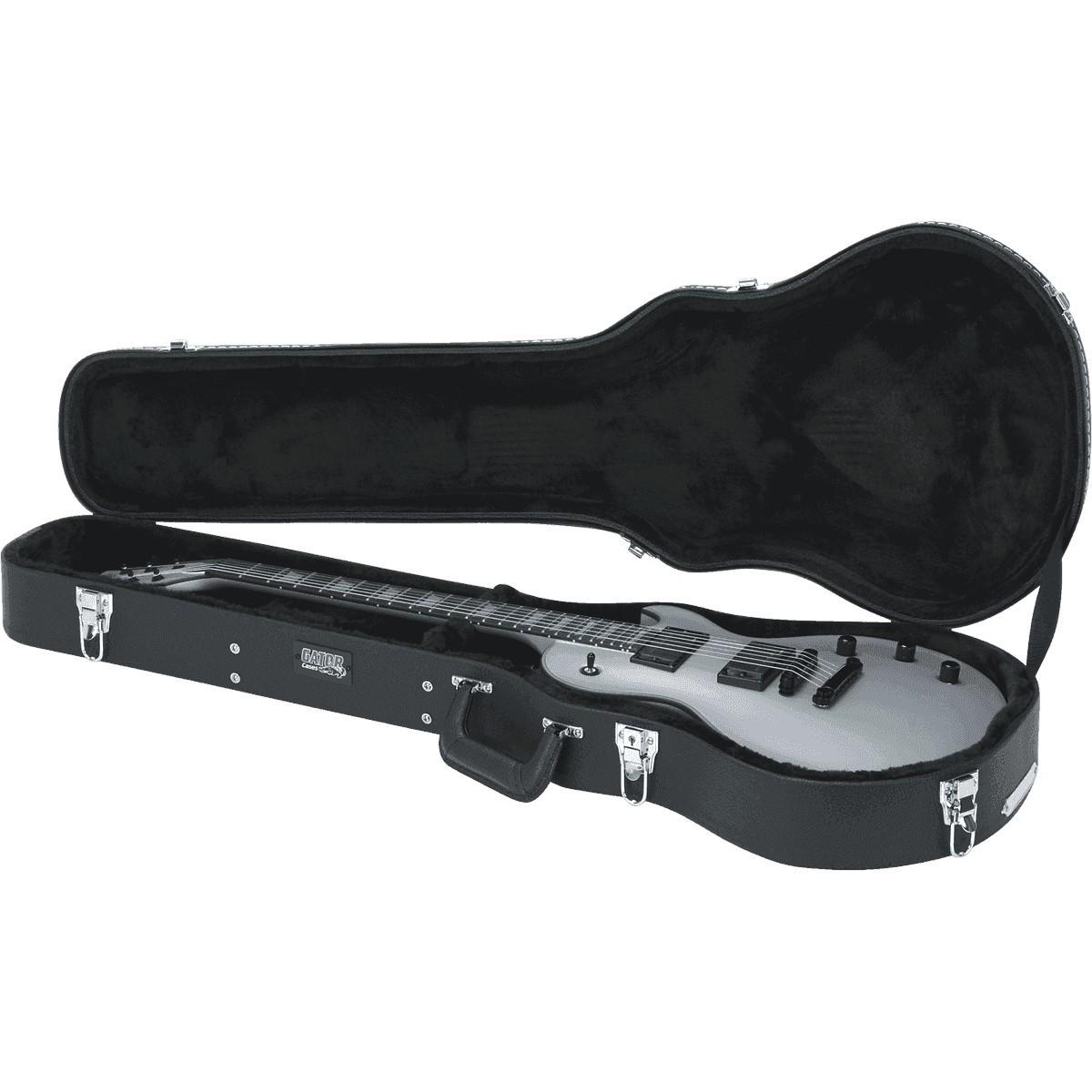 GATOR Etui Guitare Bois Deluxe GW Type Les Paul