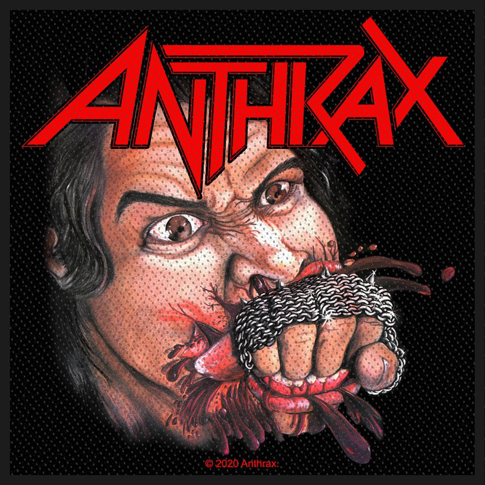 ANTHRAX Fistful Of Metal