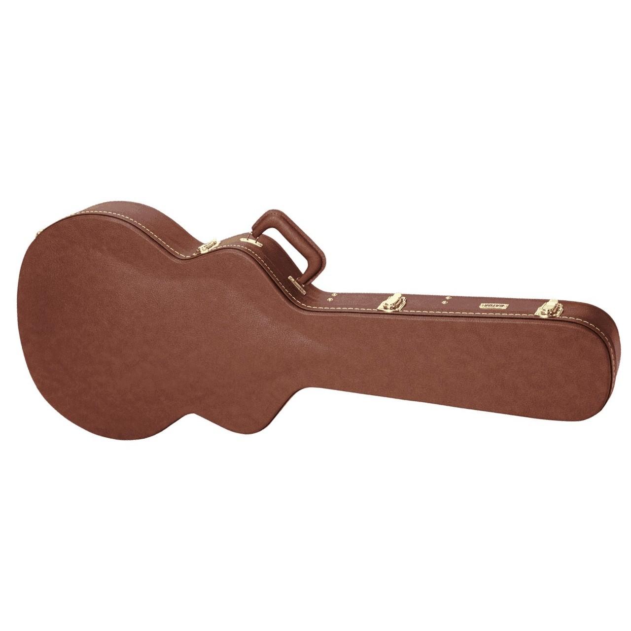 GATOR Etui Guitare Bois Deluxe GW Type 335