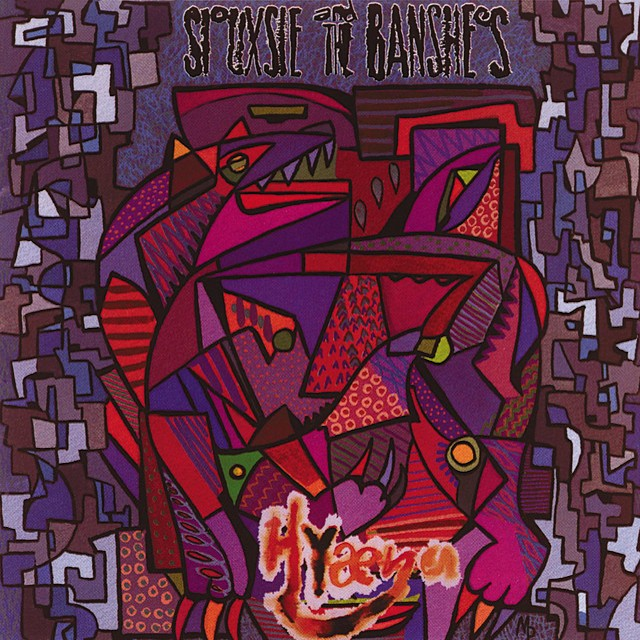 SIOUXSIE AND THE BANSHEES Hyaena