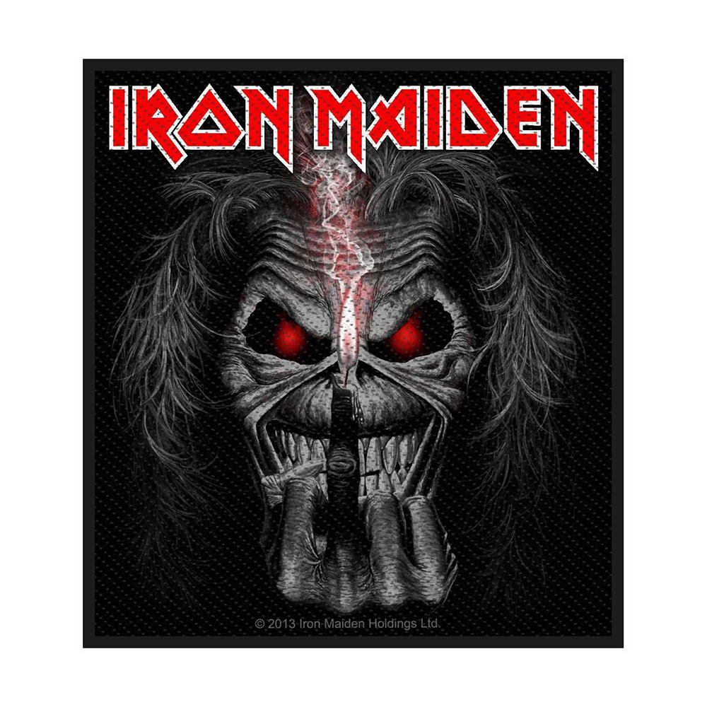 IRON MAIDEN Eddie Candle Finger