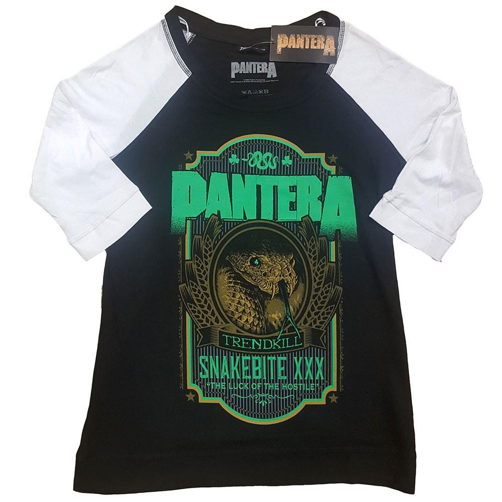 PANTERA Snakebit XXX Label