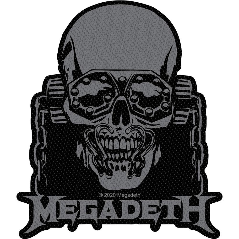 MEGADETH Vic Rattlehead Cut Out