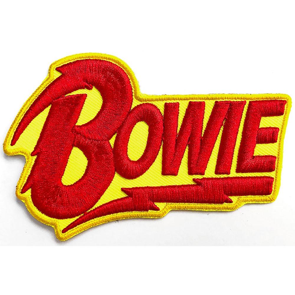 DAVID BOWIE Diamond Dogs 3D Logo