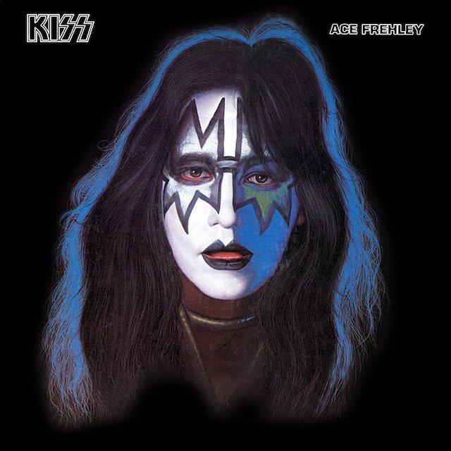 KISS Ace Frehley