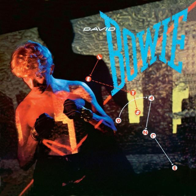 DAVID BOWIE Lets Dance