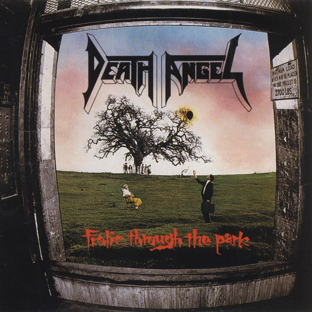 DEATH ANGEL Frolic Through The Park