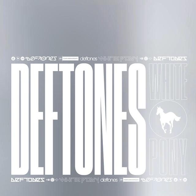 DEFTONES White Pony 20th Anniversary Deluxe Edition