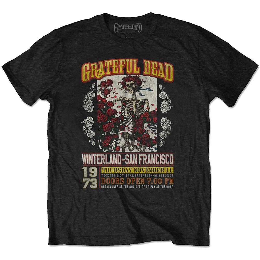 GRATEFUL DEAD San Francisco