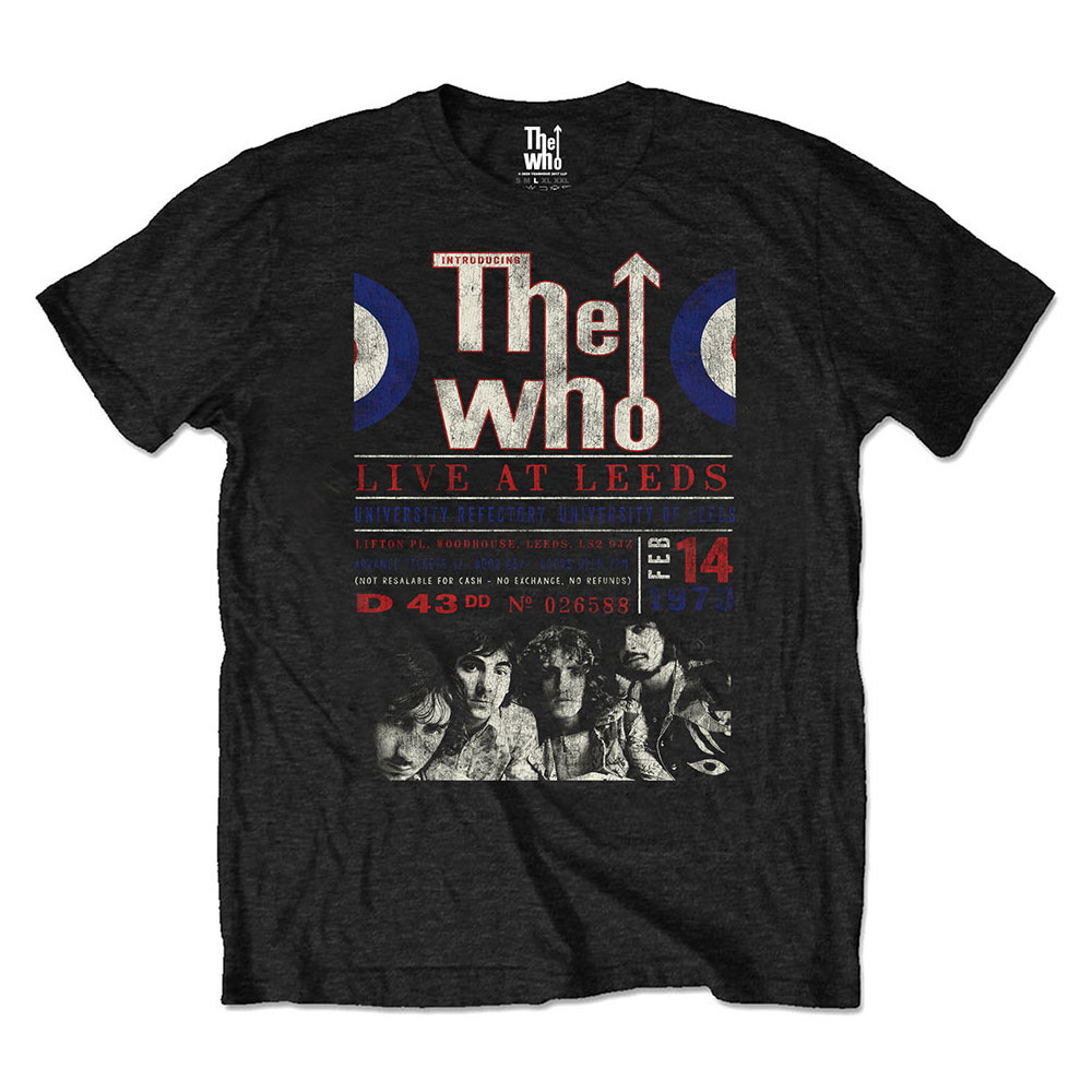 THE WHO Live At Leeds 70