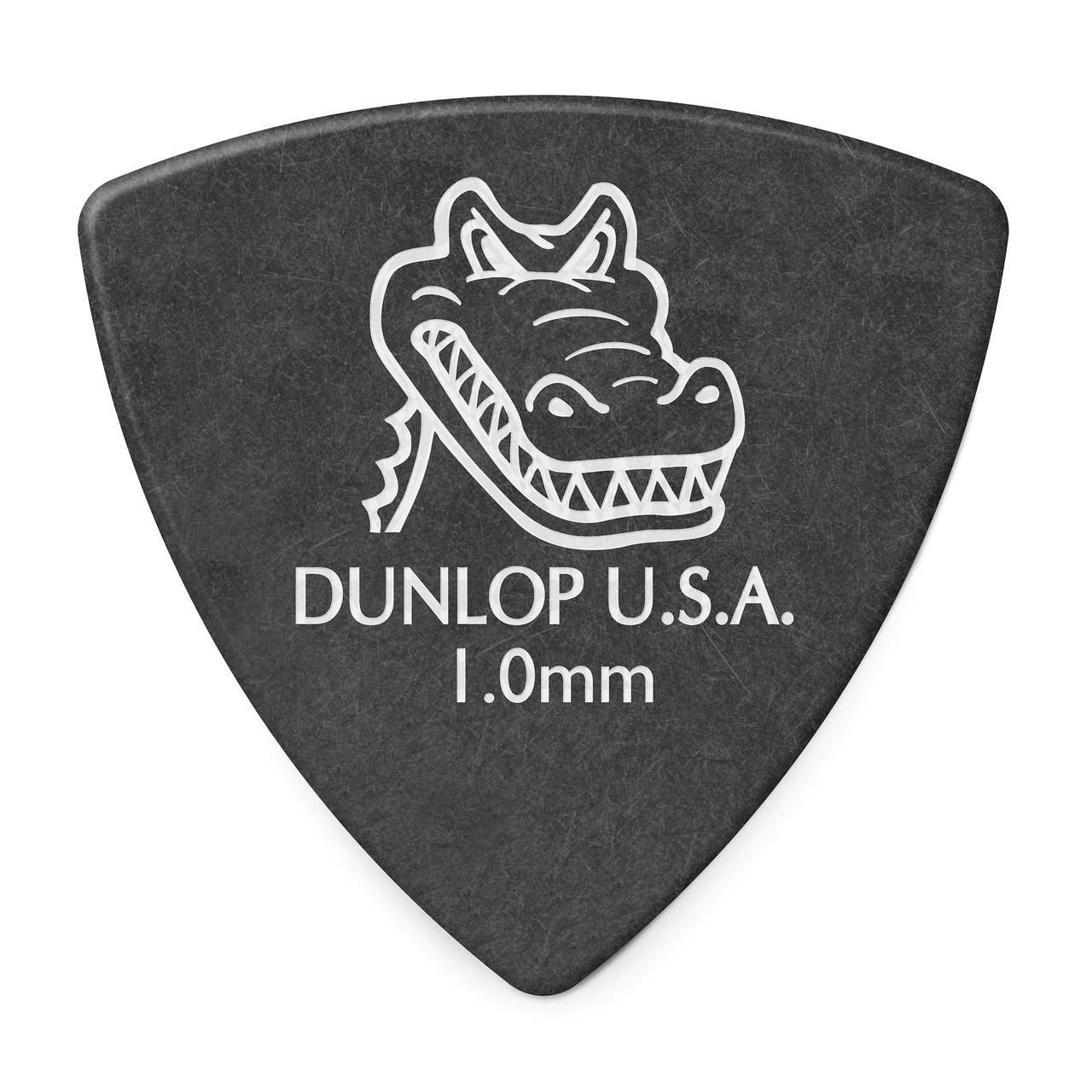 DUNLOP Médiators Gator Grip Small Triangle