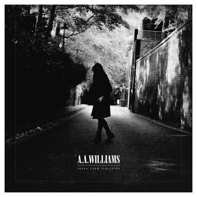 A A WILLIAMS Songs From Isolation