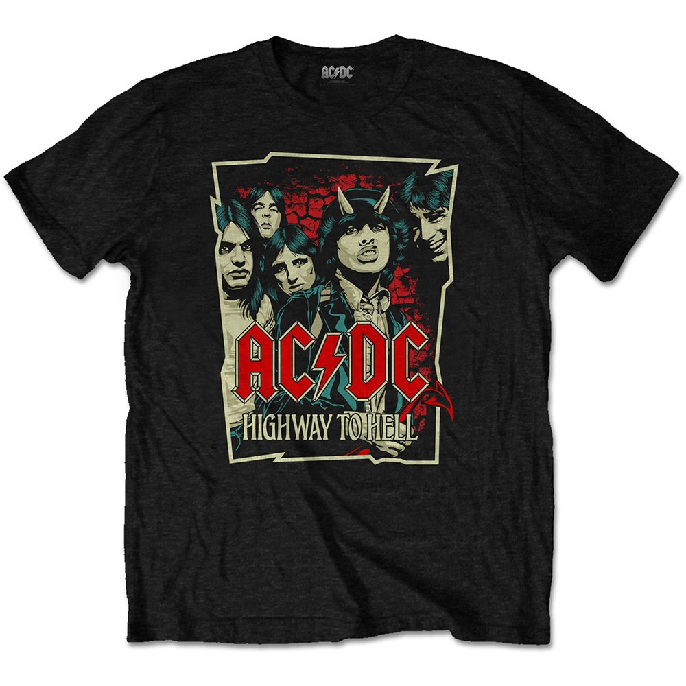 ACDC Highway To Hell Sketch