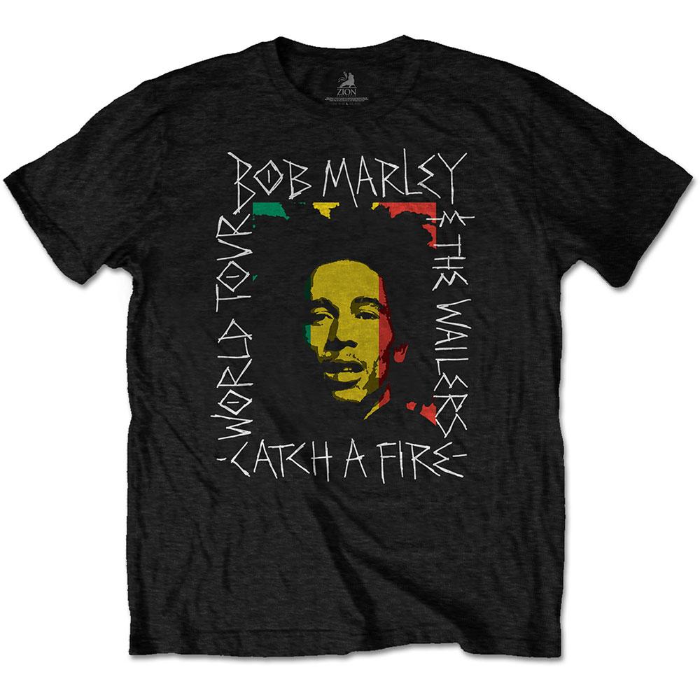 BOB MARLEY Rasta Scratch