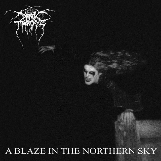 DARKTHRONE A Blaze In The Northern Sky