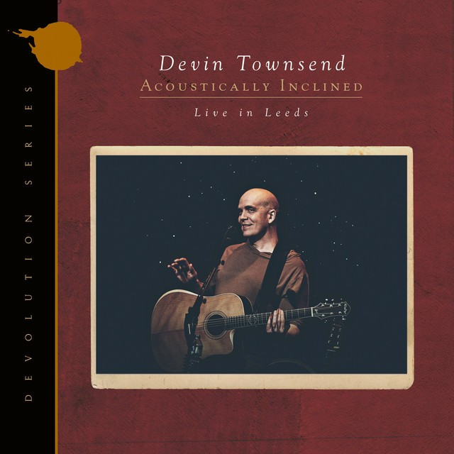 DEVIN TOWNSEND Acoustically Inclined Live In Leeds