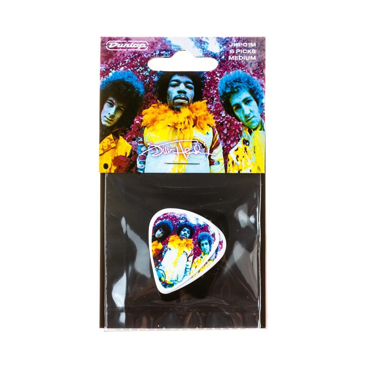 DUNLOP Médiators Jimi Hendrix